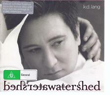 K.D. Lang - Watershed Deluxe limited edition 2CD - 2008 Warner-Made in Australia