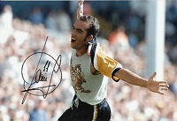 West Ham United Paolo Di Canio Hand Signed 12x8 Photo.