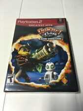 Ratchet & Clank: Going Commando (PS2, 2003) Brand New Factory Sealed 0432