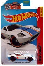 2015 Hot Wheels #178 HW Race Track Aces Ford Shelby GR-1 Concept Kmart Exclusive