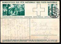Schweiz  Briefe/Belege Ganzsache P154 02