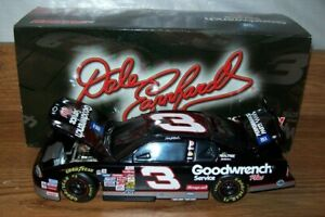 DALE EARNHARDT SR #3 GOODWRENCH 2001 1/24 ACTION DIECAST BANK 2508 MADE