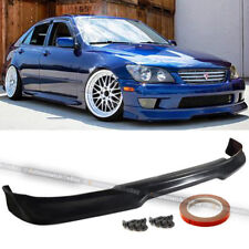 Fit 01-05 IS300 Urethane GD GR GRDY Style PU Front Bumper Chin Lip Body Kit