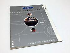 2000 Ford Taurus Brochure