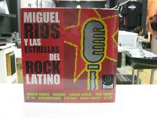 MIGUEL RIOS LP + CD SPANISH Y LAS ESTRELLAS DEL ROCK LATINO 2019 180GR.