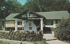 "*Kansas Postcard-""The Big Well"" (Hand-Dug) /Greenburg/ (U1-KS29)"