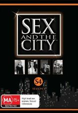 Sex And The City : Season 4 (DVD, 2008, 3-Disc Set)
