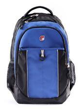 "19""BIG BRAND NEW GRANDTOTES BACKPACK,SCHOOL BAG,BLACK/ROYAL BLUE , GT10003"