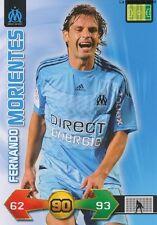 FERNANDO MORIENTES # ESPANA MARSEILLE OM CARD CARTE PANINI ADRENALYN FOOT 2010
