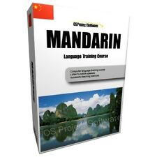 Aprende a hablar el mandarín estándar lengua curso de formación Pc Dvd Nuevo