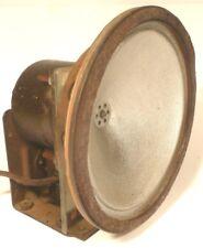 "vintage  PHILCO 86 RADIO: Working 8 & 7/8"" FIELD COIL ""E"" SPEAKER - 3111 ohm F.C"