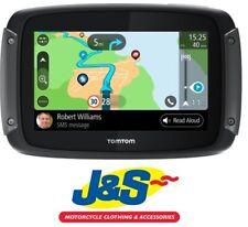 TomTom Rider 550 World Sat Nav GPS Motorbike Motorcycle Maps Bike Navigation J&S