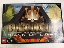 LEGO Bionicle Board Games (Quest For Makuta, Mask Of Light)
