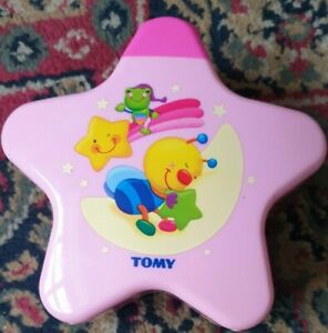 TOMY BABY NIGHTLIGHT IN FULL WORKING ORDER & EXCELLENT CONDITION