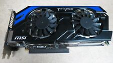 MSI NVIDIA GeForce GTX 660 Ti Power Edition 2GB PCIe DX11 Twin Frozr Cooling
