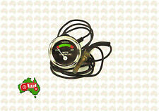 """Tractor Universal Temperature Gauge Chamberlain Ford Fordson 2"""" 54mm 1.90m"""