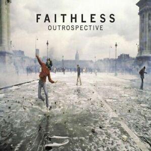 Outrospective [ECD/LP] by Faithless (CD, Jul-2001, Arista) CD Disc Only C4