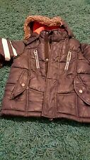 Marks and spencer boy used coat navy 2-3 years