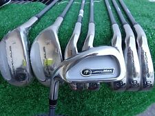 Jack Nicklaus Irons Max Progressive 3 & 4 Hybrid 5-pw Graphite Regular Left Hand