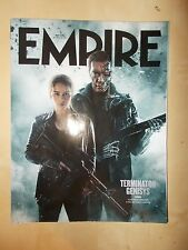 EMPIRE FILM MAGAZINE No 311 MAY 2015 TERMINATOR LIMITED EDITION COVER