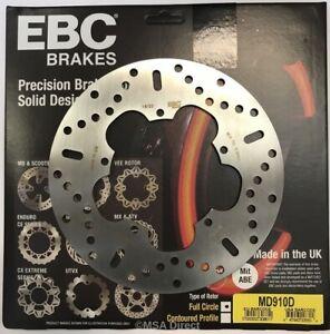 EBC Replacement FRONT Brake Disc Fits VESPA PX125 / PX150 / PX200