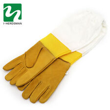 Extra Large Beekeeping Gloves Made With Equipment Farm Hive Bee Sleeves Cotton
