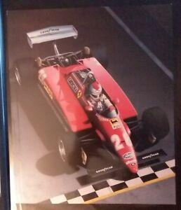 """Mario Andretti 1982 Ferrari F1 #28 Art Print 10"""" X 12"""" by Michael Turner"""