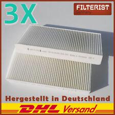 3x Filteristen Innenraumfilter 2er Pollenfilter für Honda CR-V,Civic,FR-V,Stream
