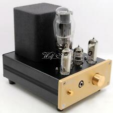 Hybrid Class A Tube Headphone Amplifier USB DAC Audio Decorder HiFi Valve Preamp
