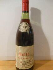 Rully Rouge Dupard Ainé 1982 - Une Bouteille De Vin Rouge De Bourgogne