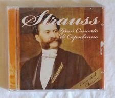 STRAUSS - GRAN CONCERTO DI CAPODANNO - CD