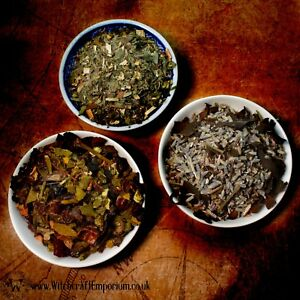 Magical Herbal Spell Mix | Sabbaths Spell Blends | Witchcraft/Wicca/Pagan 125ML