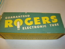 One  71A Tube, With Rogers Brand, NIB