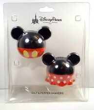 Disney Parks Minnie & Mickey shakers Best of Mickey NIP