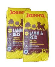 2x15kg Josera Daily Lamm & Reis Adult Hundefutter