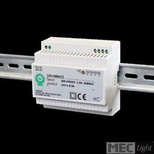 LED Trafo für Hutschienen SMD Netzteil 12V/DC - 100W - 8,3A (DIN100W12)