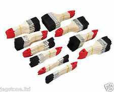 Disposable Paint Brushes Paint Brush Cheap Paint Brush Budget Low Cost All Sizes