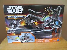 Star Wars The Force Awakens MicroMachines First Order Star Destroyer Playset~NEW