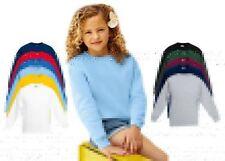 Fruit of the Loom Jungen-T-Shirts, - Polos & -Hemden aus Polyester