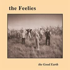 Good Earth - Feelies (2009, CD NEUF) 032862019722