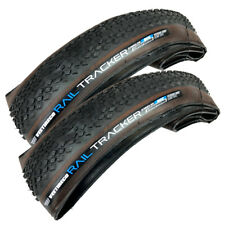 Vee Rail Tracker 27.5x2.20 Pair Of Bike Tires Folding Bead Dual Control Compound