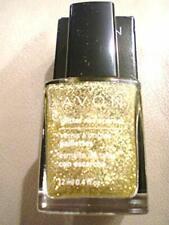Avon Glitter Nail Top Coat Sparkling Gold