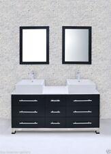 """Bathroom Vanity - Modern Bathroom Vanity Set - Double Sink - Primavera - 59"""""""