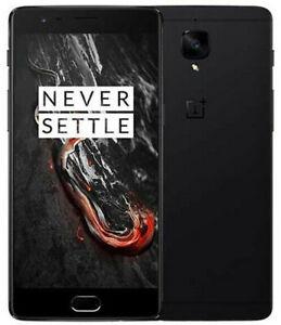 OnePlus 3T DUAL SIM 64GB/128GB =UNLOCKED= SIM FREE ANDROID Smartphone GRADE A UK
