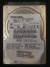 Toshiba MK6465GSXN, 640GB 5400rpm, 2.5.