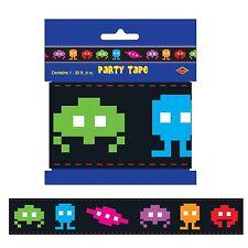 Totalement 80 icônes ARCADE SPACE INVADERS style bande décoration fêtes d'anniversaire!