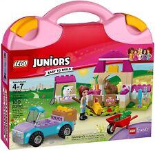 LEGO® Juniors 10746 Mias Pferdestall-Koffer NEU OVP_Mia's Farm Suitcase NEW NRFB