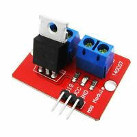 Electronic 0-24V MOSFET MOS Tube IRF520 Driver Module for Raspberry Pi ARM t
