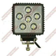 1150 Lumen Square Led Work Lamp For Tractor Combine Industrial Skid Steer Turf