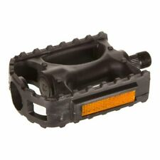 EVO, Swivel, Pedals, Body: Resin, Spindle: Steel, 1/2'', Black, Pair